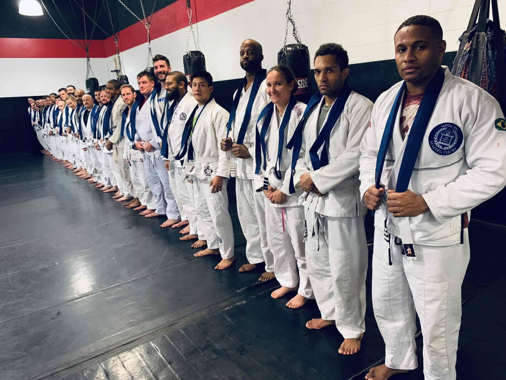 Gracie Brazilian Jiu-Jitsu Belt Promotions Seminars & Ceremony | Virginia, Maryland, Washington DC