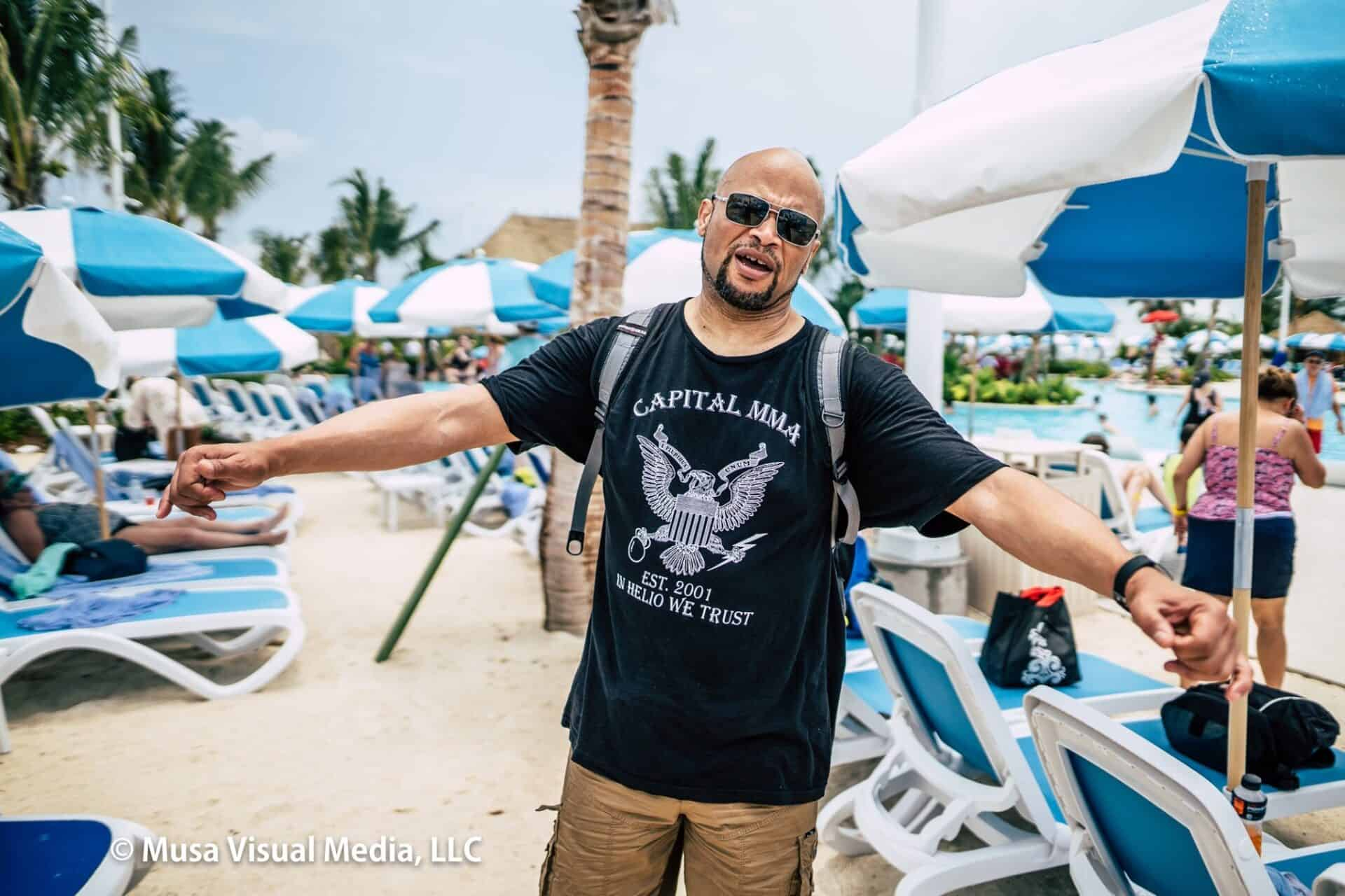 Capital MMA Teammates & Families Hit the High Seas | by Abe Mousavi