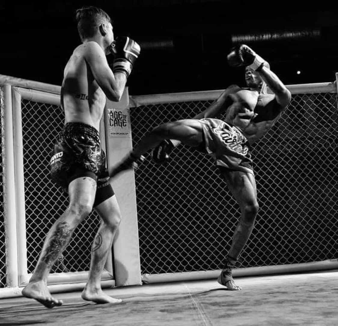 MMA Fighting in Washington DC